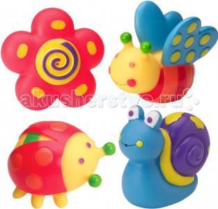 Игрушки для ванны Сад Alex