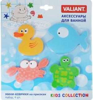 Набор мини-ковриков  Глазастики Valiant