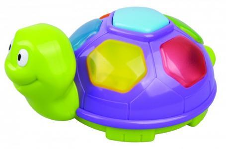 Развивающая игрушка  Музыкальная Черепаха 22 см Red Box