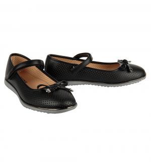 Туфли , цвет: черный Сказка