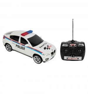Машина на радиоуправлении  BMW-X6 цвет: белый 33 см 1 : 14 GK Racer Series