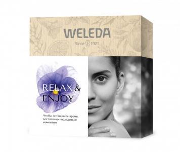 Подарочный набор Relax & enjoy Weleda