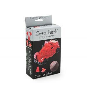 Головоломка  Автомобиль красный цвет: Crystal Puzzle