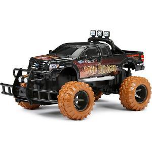 Радиоуправляемая машинка  Mud Slinger Truck 1:15 New Bright
