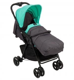 Прогулочная коляска  Curvi, цвет: зеленый/серый Cam