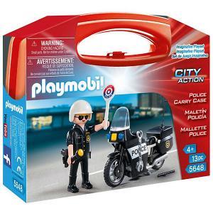 Конструктор Playmobil Возьми с собой Полиция PLAYMOBIL®