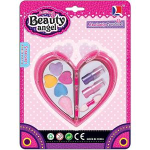 Детская декоративная косметика  Сердечко Beauty Angel