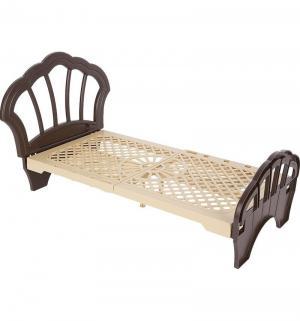 Набор мебели для кукол  Кроватка Лира Огонек