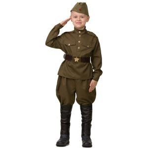 Карнавальный костюм  Солдат Батик