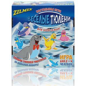 Настольная игра  Веселые тюлени Zilmer