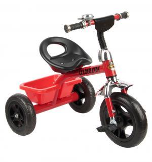 Велосипед  5181, цвет: красный Leader Kids