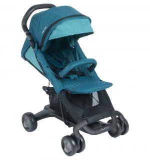 Прогулочная коляска  Pepp Luxx с бампером, цвет: emerald Nuna