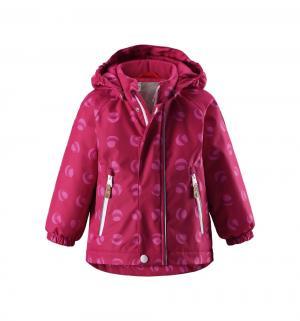 Куртка  Tec Ruis, цвет: розовый Reima