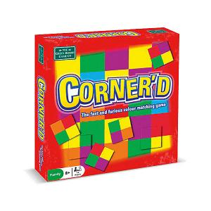 Настольная игра  Cornerd ИнтерХит