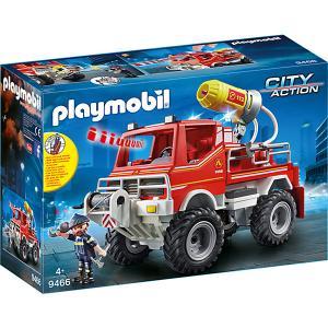 Игровой набор Playmobil «Пожарная служба: пожарная машина» PLAYMOBIL®