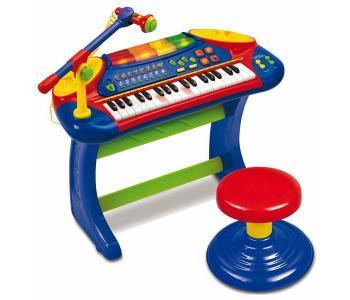 Музыкальный инструмент  Пианино со стульчиком Weina