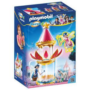 Конструктор Playmobil Супер 4 Музыкальная Цветочная Башня с Твинкл PLAYMOBIL®