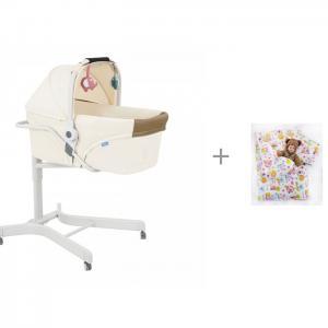 Колыбель  стульчик 3000 Elite 5 в 1 с комплектом Daisy Simplicity