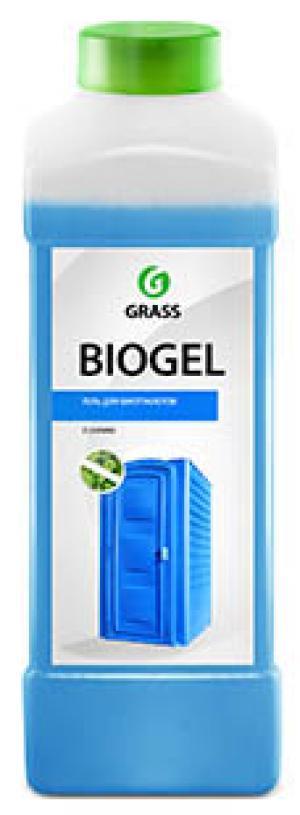 Гель  для биотуалетов Biogel Grass