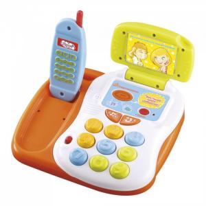 Развивающая игрушка  Говорящий телефон Mommy love