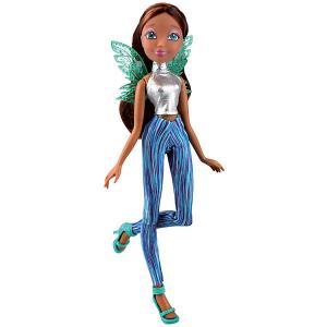 Кукла  Рок-н-ролл Лейла Winx Club. Цвет: разноцветный