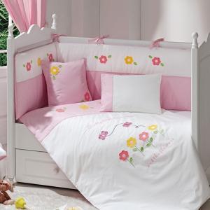 Комплект в кроватку  Butterfly 120x60 (5 предметов) Funnababy