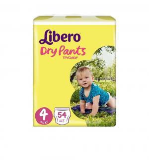 Трусики  Dry Pants 4 (7-11 кг) 54 шт. Libero