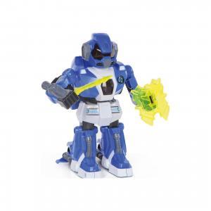 Робот на радиоуправлении  Toys, синий (свет, звук, движение) Yako