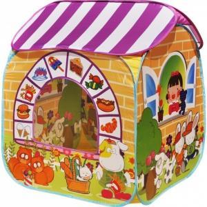 Игровой домик Детский магазин + 100 шариков CBH-32 Ching