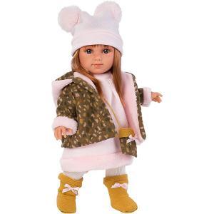 Кукла  Николь 35 см Llorens