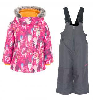 Комплект куртка/полукомбинезон , цвет: розовый Zingaro By Gusti