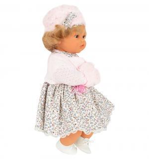 Кукла  Белла в розовом 42 см Juan Antonio