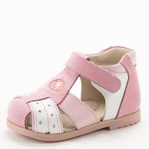 Сандалии Ortopedia. Цвет: розовый