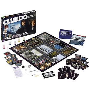 Настольная игра  Cluedo Шерлок ИнтерХит