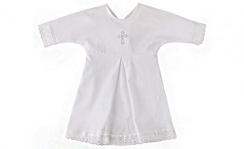 Крестильная рубашка 0135 Наша Мама