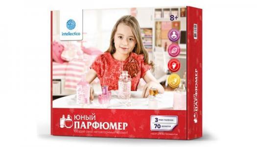 Набор Юный парфюмер средний Intellectico