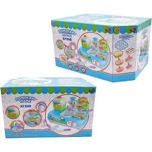 Игровой набор  Помогаю Маме Мини-кухня ABtoys. Цвет: разноцветный