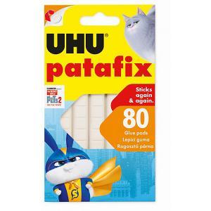 Клеящие подушечки  Домашние животные 2, 80 штук UHU. Цвет: разноцветный