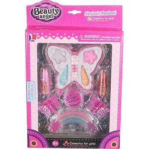 Детская декоративная косметика  Бабочка-1, 11 предметов Beauty Angel