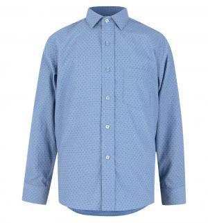 Рубашка , цвет: серый/синий Tsarevich