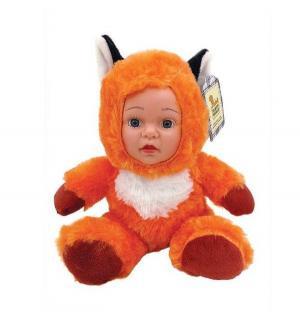 Кукла мягконабивная  Мой лисенок 20 см Fluffy Family