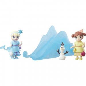 Игровой набор Холодное сердце Анна и Эльза Hasbro