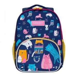 Рюкзак детский RK-076-2 Grizzly