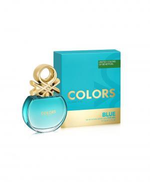 Туалетная вода (50 мл)  Colors Blue Benetton