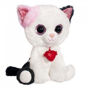 Мягкая игрушка  Глазастик Кот Fancy