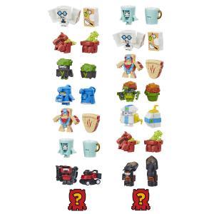 Игровой набор  8 ботов из садовой банды Transformers