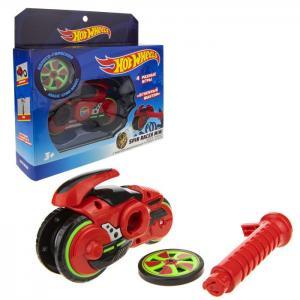 Игрушка Spin Racer mini Огненный Фантом Hot Wheels