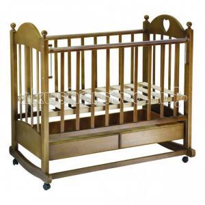 Детская кроватка  Марьяна №2 (качалка) Ведрусс
