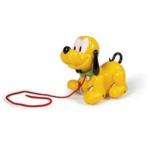 Игрушка-каталка  Disney Плуто Clementoni. Цвет: разноцветный