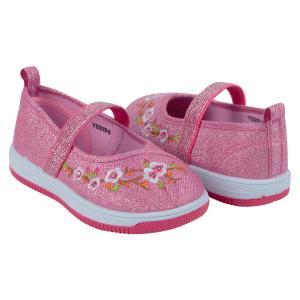 Туфли , цвет: розовый Kidix